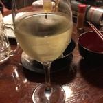 御食事処 歩成 - ハウスワイン
