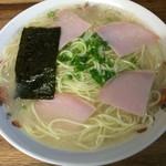 来来軒 - ラーメン(大)650円