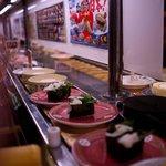 はま寿司 - はま寿司 コンベア
