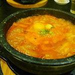 韓国家庭料理 チェゴヤ - パルガン麺