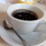 レストランオーボンコワン - 追加のコーヒー(238円)