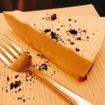 もるげん珈琲 - ある時しか食べられない幻?のレアチーズケーキ