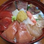 烏山 - 料理写真:海鮮丼