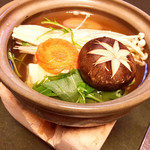 ごん兵衛 - 湯豆腐