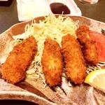 ごん兵衛 - 牡蠣フライ