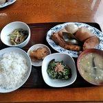 仙岩峠の茶屋 - おでん定食