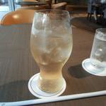 東京プリンスホテル - ウェイティングのドリンク