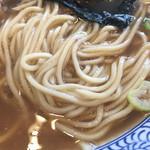 中華そば専門 とんちぼ - 「中華そば」の自家製麺