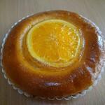 パティスリーサワダ - ミニオレンジ(162円) アップ