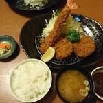 文治郎 - 満足の定食スタイル