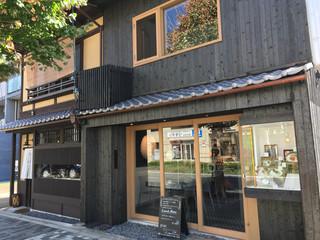 ウサギノネドコ 京都店 - 入り口