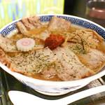 からみそラーメン ふくろう - 料理写真:からみそチャーシュー麺