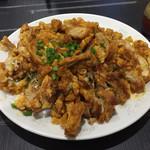 台湾料理 八福 - 油淋鶏