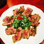 タンドールバル カマルプール - 鴨肉のタンドール焼き