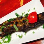 タンドールバル カマルプール - 秋刀魚のタンドール焼き