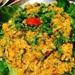 タンドールバル カマルプール - 牡蠣チャーハン
