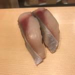 魚がし日本一 立喰寿司 - 料理写真:生鯖