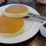 壱番館 - 自家製ホットケーキ
