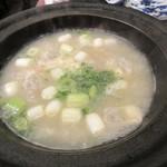 小倉鉄なべ - 炊餃子