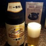 船橋屋 - 新一番搾り:620円