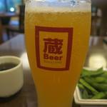 74061827 - 藏-ビール 「ヴァイツエン」