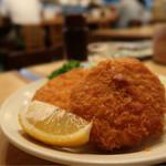 大衆割烹 京家 - ほくほくコロッケ550円
