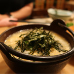 大衆割烹 京家 - 玉子雑炊