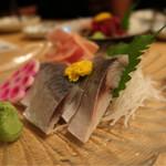 大衆割烹 京家 - しめ鯖