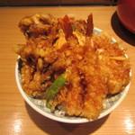 日本橋 天丼 金子半之助 - 天丼梅 880円