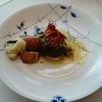 ル ピオニエ - 牛ロース肉のグリル
