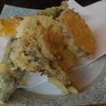 玄武 - 野菜の天ぷら