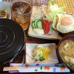 Airisu - バーグ定食