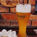 小樽倉庫No.1 - 小樽ビールのヴァイツェンは最高に美味しいです。