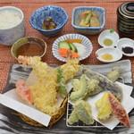 旬彩和さび - 季節の天ぷら御膳