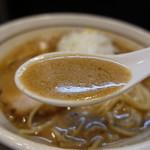 らーめん颯人 - ☆濃厚スープ(^o^)/☆