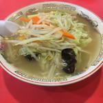 満州飯店 - タンメン