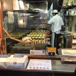 新宿椿庵 - 焼きたてをくださいます