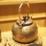 74069691 - 鯛茶漬け 3240円 のほうじ茶