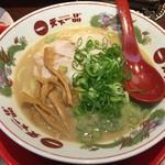 天下一品 - ラーメン(720円)