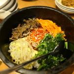 韓国食堂 ジョッパルゲ - ビビンパ