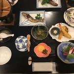 大滝屋旅館 - 料理写真: