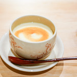 吉鮨 - 茶碗蒸し