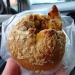 政次郎のパン - 焼きカレー