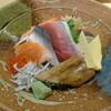 樽寿司  - 料理写真:樽ちらし