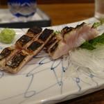 純米酒料理屋しぇんろん - サワラの炙りが350円!