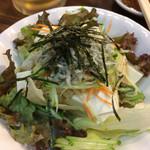 酔笑苑 - 豆腐サラダ