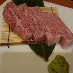 Yakinikushibaura - リブロース芯ステーキ