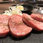 Yakinikuinoue - 上タン塩 1,480円。