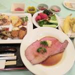 水上 ホテル聚楽 - 料理写真: