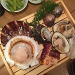大庄水産 - 浜焼きだ〜!気分は海沿いのお店(^-^)/